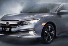 New Honda Civic 1.5L Turbo