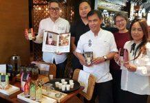 Teh Organik Indonesia di Belanda