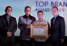 Indonesia Millenial's Top Brand Award 2019
