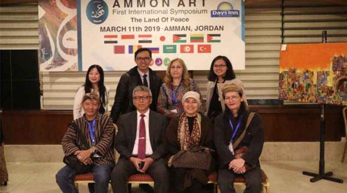 Ammon Art, Yordania
