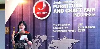 Jogja International Furniture & Craft Fair Indonesia 2019