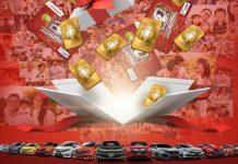 Honda 20th Anniversary Campaign
