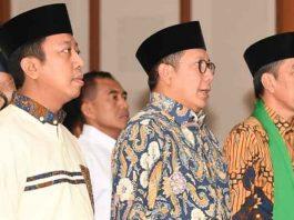 Romahurmuziy Lukman Hakim Saefuddin Jokowi
