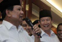 Hashim Djojohadikusumo dan Prabowo