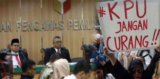 Sidang KPU