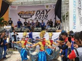 MAXI Yamaha Day