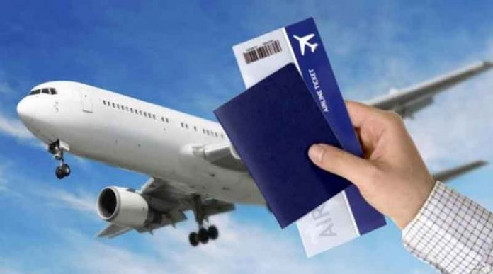 Tiket Pesawat Terbang