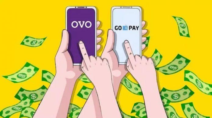 OVO dan GoPay