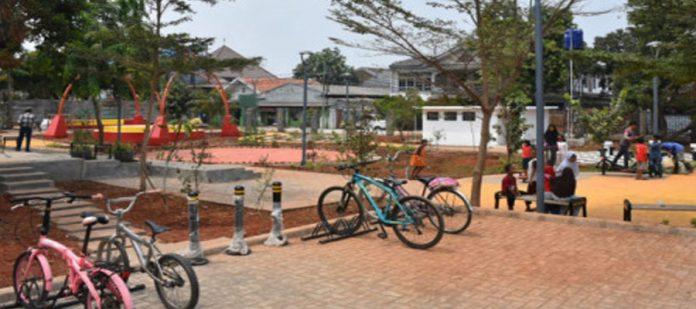 Taman di Jakarta