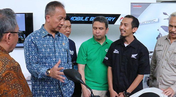 Indonesia International Motor Show (IIMS) Motorbike Expo 2019
