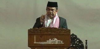 Imam Masjid Istiqlal