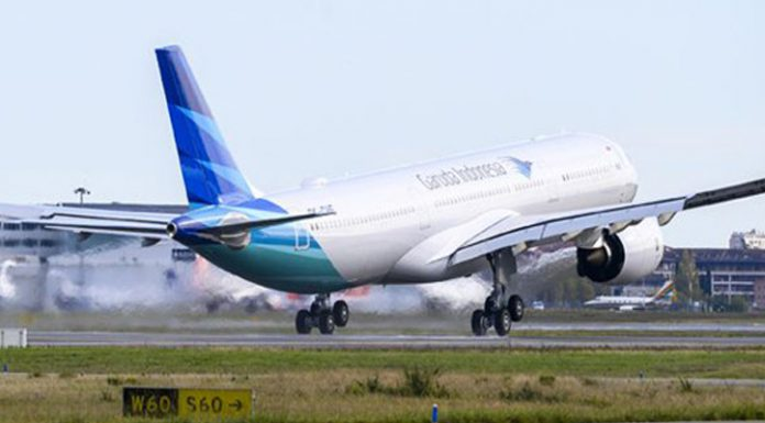 Garuda Indonesia Airbus A330-900 ER