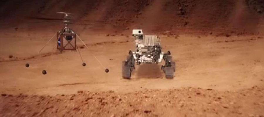 NASA Buru Fosil ke Mars Pastikan Tanda Kehidupan - Kastara.ID