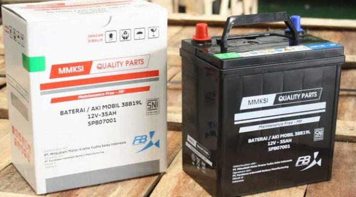 MMKSI Genuine Battery