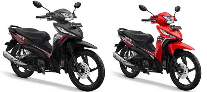 Honda Revo X 2020