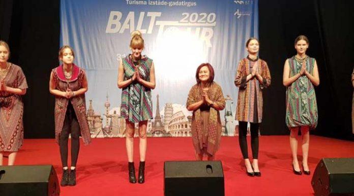 the 27th International Travel Trade Fair Baltic Tour 2020