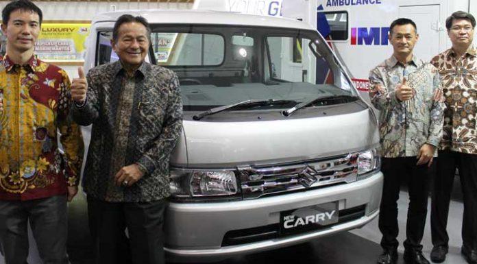 Suzuki New Carry Pick Up Luxury