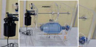 Ventilator Pumping Machine