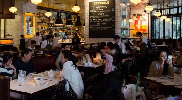 Union Brasserie, Bakery & Bar
