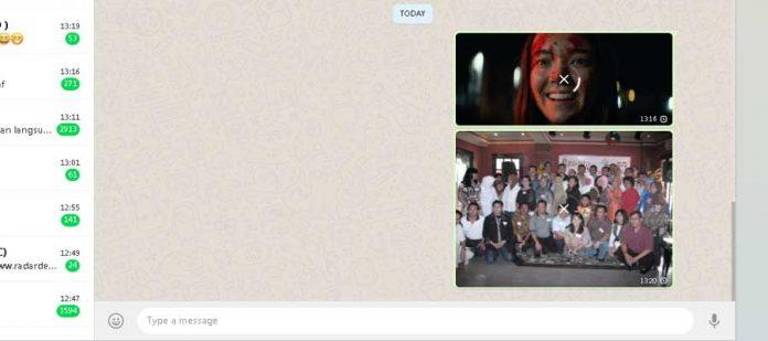 Tak Bisa Kirim File Dan Gambar Karena Whatsapp Web Eror Kastara Id