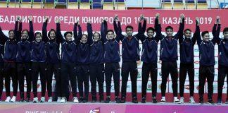 World Junior Championships
