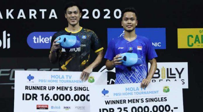 Mola TV PBSI Home Tournament