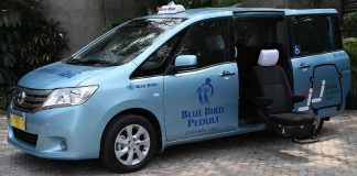 Bluebird Lifecare Vehicle Taxi