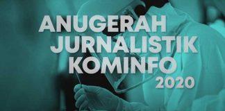 Anugerah Jurnalistik Kominfo 2020