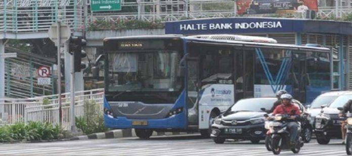 Halte Bank Indonesia