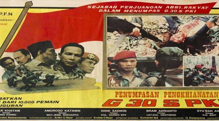 Pengkhianatan G30S/PKI