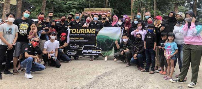 Touring Ceria ke Situ Gunung Sukabumi