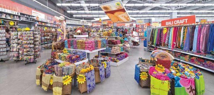 Hypermart Bali Galeria