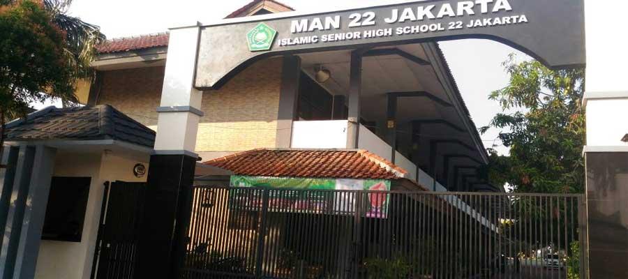MAN 22 Jakarta Barat
