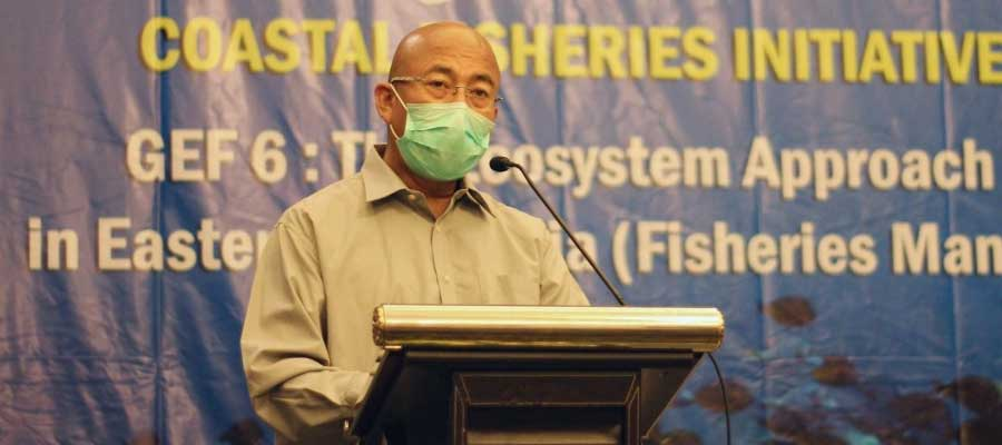 Coastal Fisheries Initiative – Indonesia Child Project (CFI-ICP)
