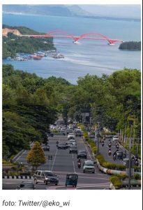 dari Kemayoran Jembatan Papua