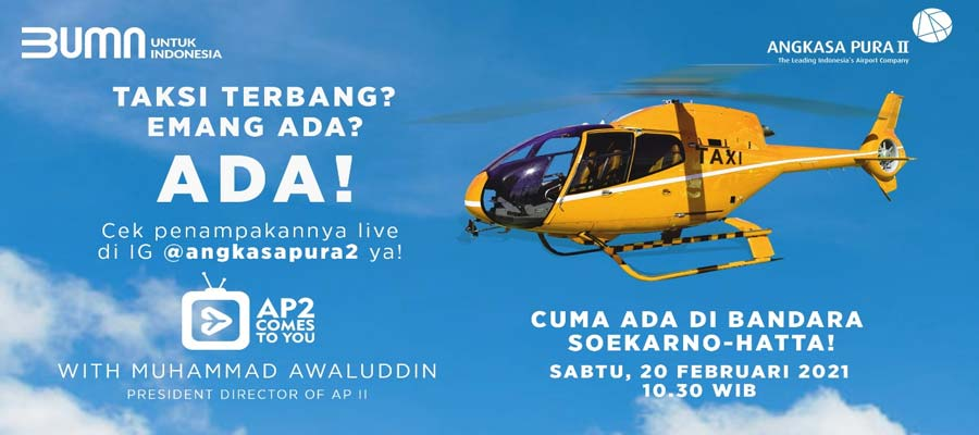 Taksi Helikopter