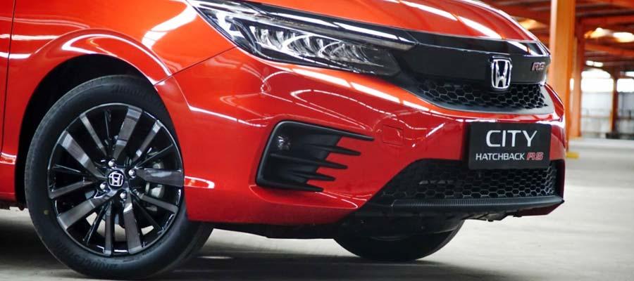 Honda City Hatcback RS
