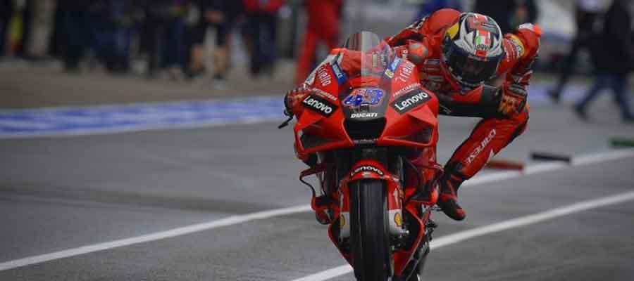 MotoGP Prancis 2021