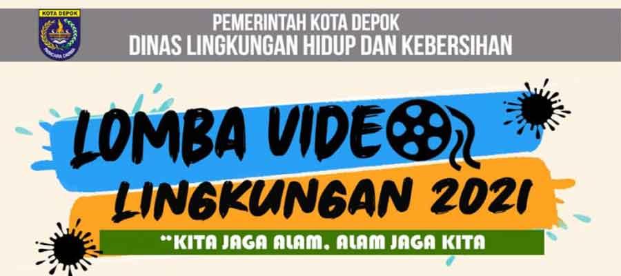 Lomba Video Lingkungan 2021
