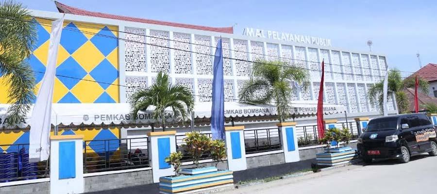 MPP Kabupaten Bombana